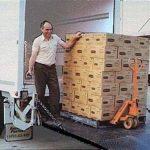 Tieman 1000kg Loader